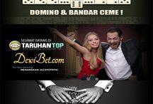 Poker Domino / Dewibet.com | Asian Live Poker - Domino QQ  - Bandar Ceme Online