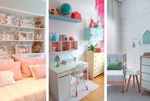 Ideias criativas para usar papel de parede em quarto de criança