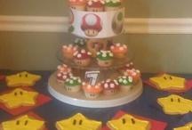 Mario party / by Jessica Concha-Mosera
