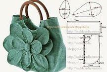 Текстильные сумки / Текстильные сумки