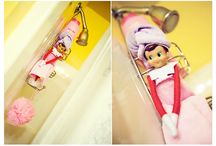 Elf on the shelf / by Rhonda Erickson