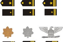 U.S. Navy Officer Rank Insignia