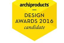 Archiproducts Design Awards / Our candidares: Soft Machine, Maji, Micromega