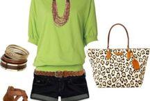 Cute outfits / by Jennifer Cassady
