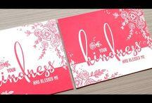 Cards - Jennifer McGuire Inks
