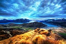 Queenstown, New Zealand / The adventure capital of New Zealand...  / by Base Backpackers