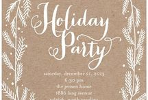 Party Invitations / Party Invitation Ideas, Cards & More...