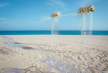 Intimate Vows Renewal / Pedregal Beach  Florals and styling by Lola del Campo Florenta Planner Maggie Rivero Amy Abbott Events