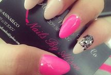 NAIL STYLE / my style
