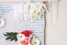 Mélanie , Roxanne / Inspiration décoration de mariage , dreamcatcher , attrape-rêves , guirlande , amérindien , diy ...