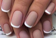Nails - French Nails