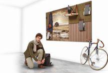 Dock Four / Life is too short for boring walls. Wanden bepalen de sfeer in je huis. Dus wil je ze origineel, stijlvol en slim aankleden. Precies passend bij jouw stijl. Met Dock Four Stylepads kan het. Wij adviseren u graag in onze mooie showroom in Oldenzaal.