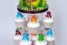 X's birthday cake