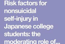 Dizertatie: factori de risc + emotion regulation