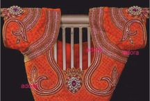 Wedding Blouse Designers / Book premier & affordable designers of wedding blouses from www.wikiwed.com/wedding-boutiques-coimbatore to make the bride more prettiest. Check out our sample designs and call/whatsapp @ 9566 951 451 for booking.   Designer: Adora Desing Studio  Specialization: Wedding Blouse Stitching Cost: Rs.2500/- to any budget