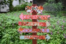 Wedding Signs / Personalized Wedding Signs