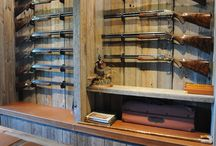 Rifle Racks
