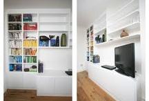 Shelves / by Elissa Tyrrell