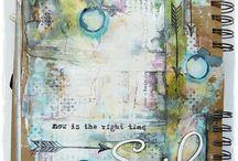 Mixed Media Art / Beautiful Mixed Media Art by beautiful artist.