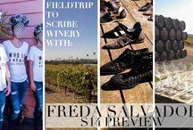 FRĒDA Scribe Winery / by FREDA SALVADOR