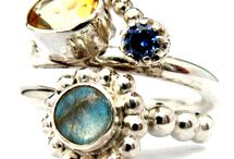 ringen / Handgemaakte ringen uit eigen atelier.