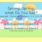 Season: Spring / Speech/Language