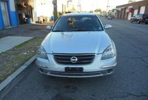 Used 2002 Nissan Altima for Sale ($4,400) at Paterson, NJ / Make:  Nissan, Model:  Altima, Year:  2002, Body Style:  Tractor, Exterior Color: Silver, Interior Color: Gray, Vehicle Condition: Excellent,  Mileage:98,000 mi, Engine: 4Cylinder L4, 2.5L, Fuel: Gasoline Hybrid, Transmission: Automatic.    Contact: 973-925-5626    Car ID (56663)