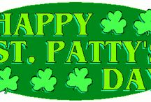 Happy St. Patricks Day / Have an EPIC Green Day- Happy St. Patty's March 17th