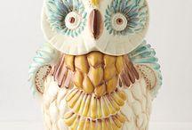 Owl's / by Courtney wolf
