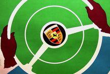 Porsche Ads