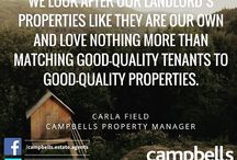 Staff and Clients Quotes / All the things our staff and clients say about Campbells