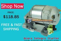Acura Integra Starter
