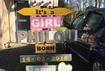 Geboortebord