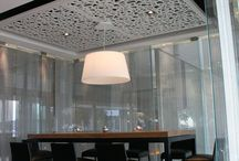 Plafond ceiling decor