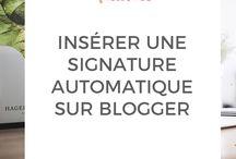 Blogging / retrouvez ici tous les articles tutoriels, astuces et freebies liés au blogging.