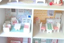 Tanita's dolls house
