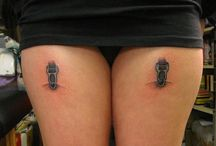 tattoo ideas / by Miss Fairchild
