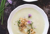 soup & salad / by Elizabeth Sage