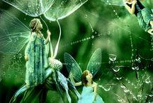 fairy - víly a elfové