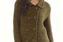 casacos de tricôt