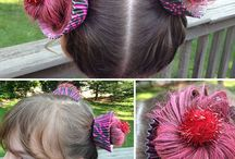 Crazy Hair Day! / by Rose