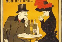 French vintage posters