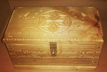 My handmade diy / My Handmade Wooden Box