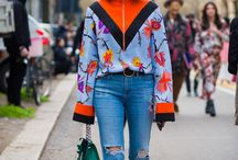 Street Style / Street style, Street wear, Inspiration from the streets, Streetstyle