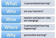 School Personalized Learning / by Paula Bronn