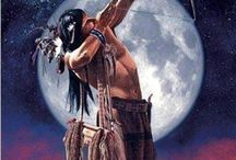 Native American indian ...