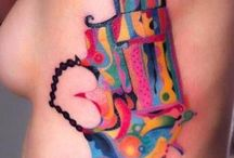 Tattoos / by Raynette Slaughter