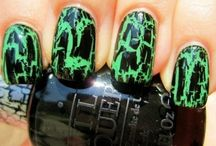 Halloween Ideas / Have a very haute Halloween with our ideas for nail art, makeup and more for the spookiest season of all. / by StyleBistro