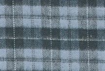 Flannel Fabrics / These beutifully soft fabrics are all 100% cotton but have the gentle feel of wool.