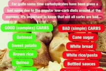 No bad carbs / by Jennifer West-Hannah